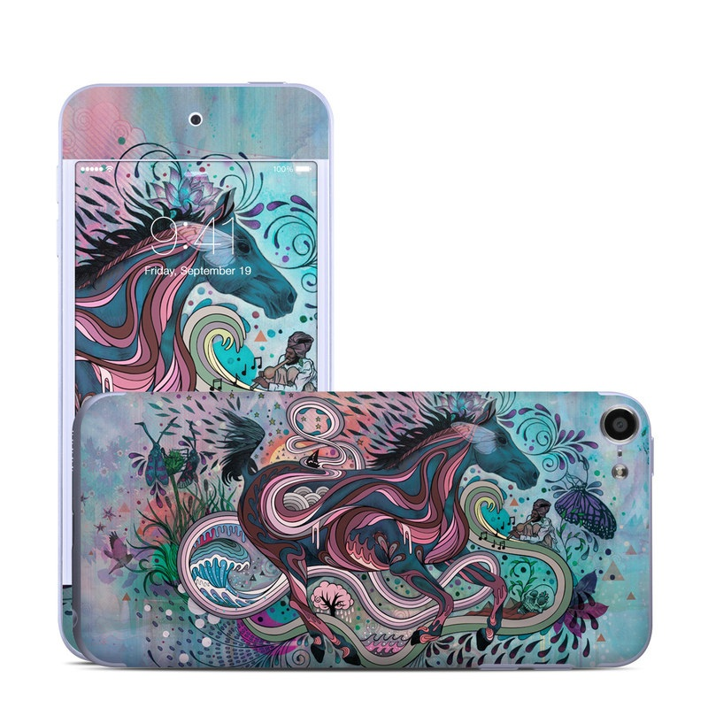 Poetry in Motion iPod touch 6th Gen Skin