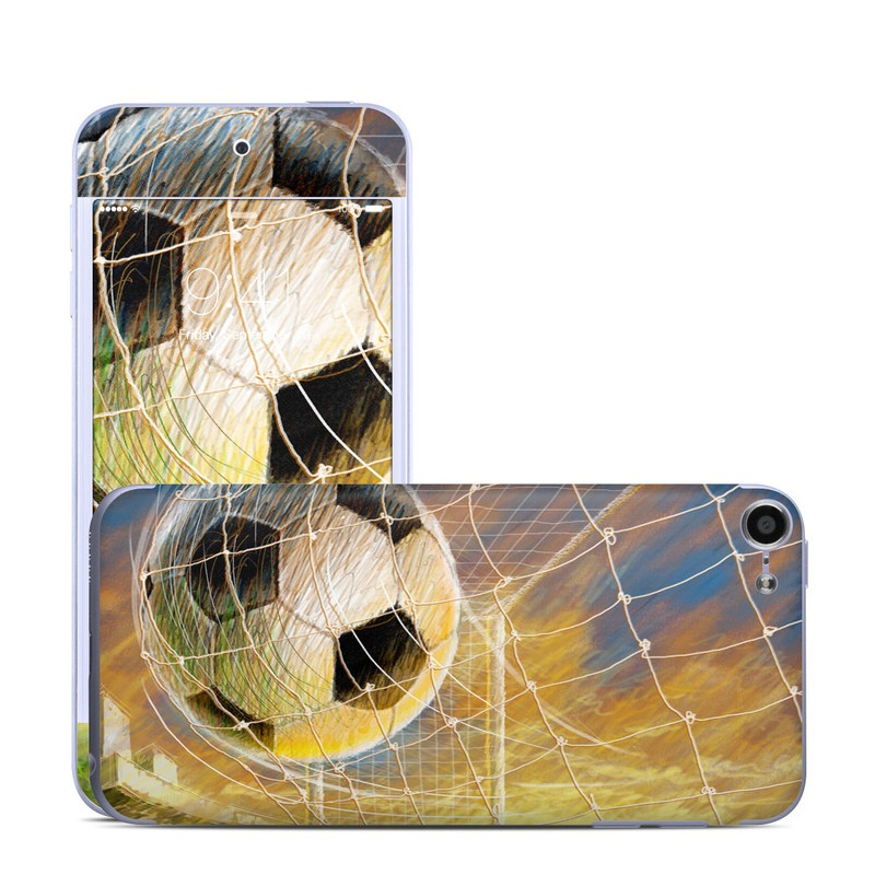 Soccer iPod touch 6th Gen Skin