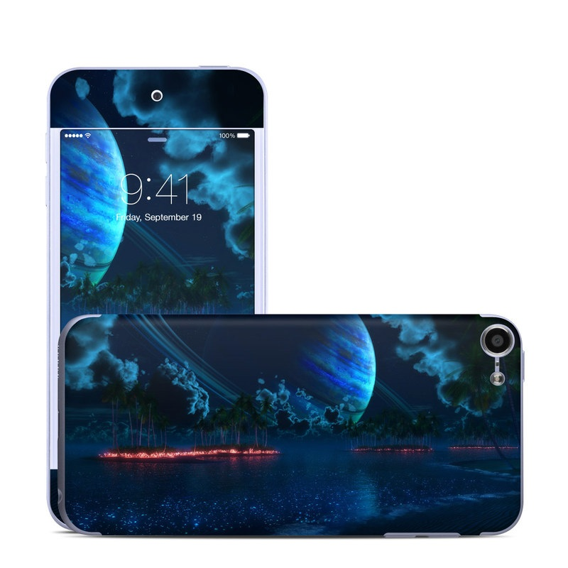 Thetis Nightfall iPod touch 6th Gen Skin