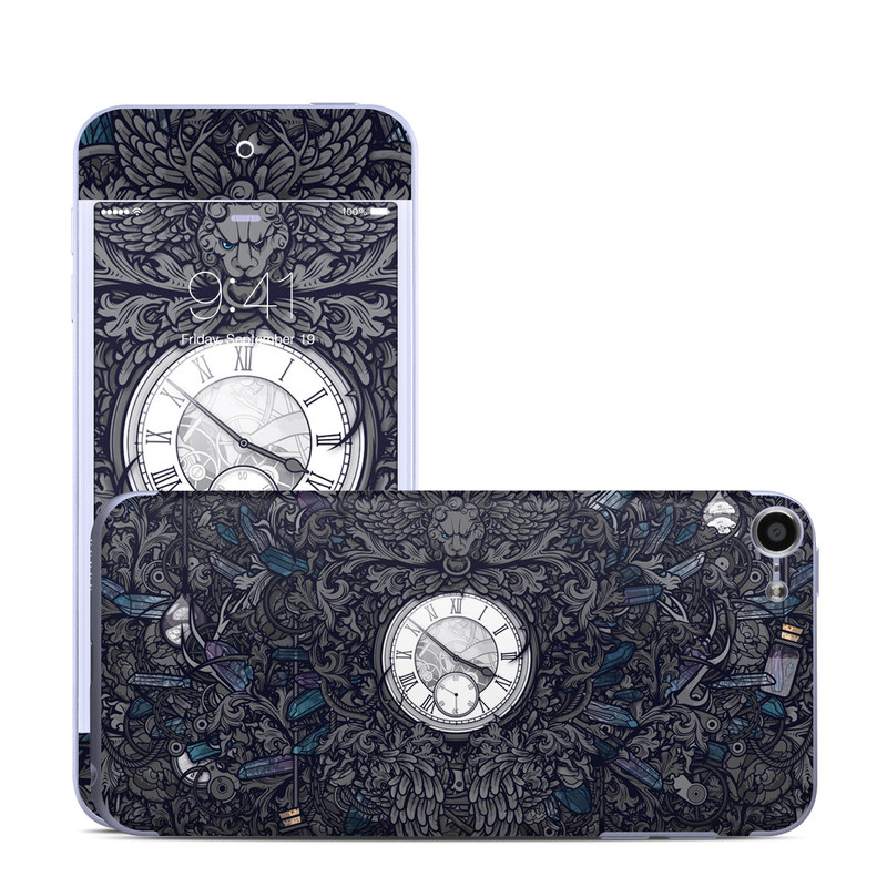 Time Travel iPod touch 6th Gen Skin