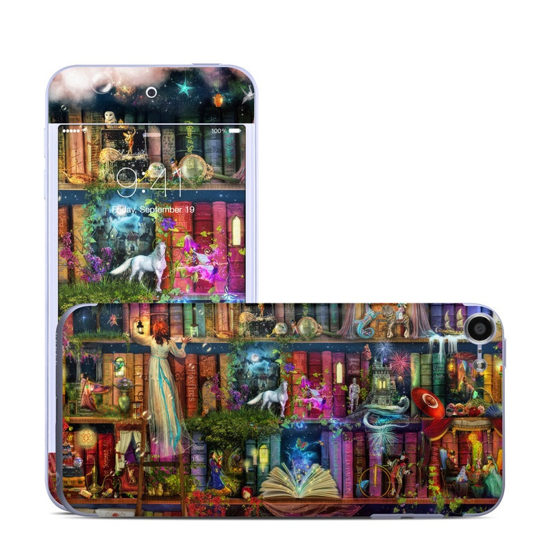 Treasure Hunt iPod touch 6th Gen Skin