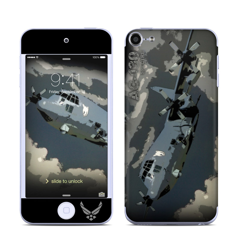 AC-130 iPod touch 6th Gen Skin