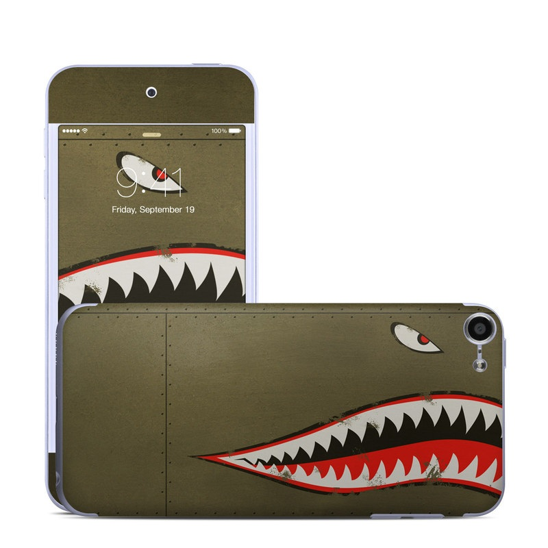 USAF Shark iPod touch 6th Gen Skin