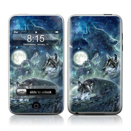 Bark At The Moon iPod touch 2nd Gen or 3rd Gen Skin