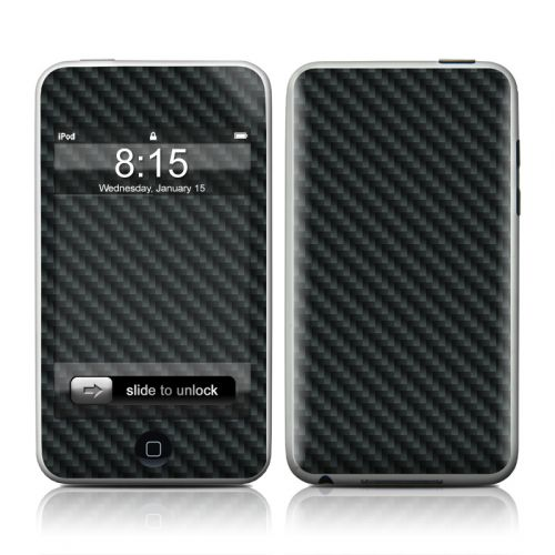 Carbon Fiber iPod touch 2nd Gen or 3rd Gen Skin