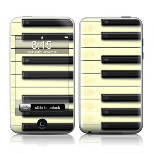 Concerto iPod touch 2nd Gen or 3rd Gen Skin