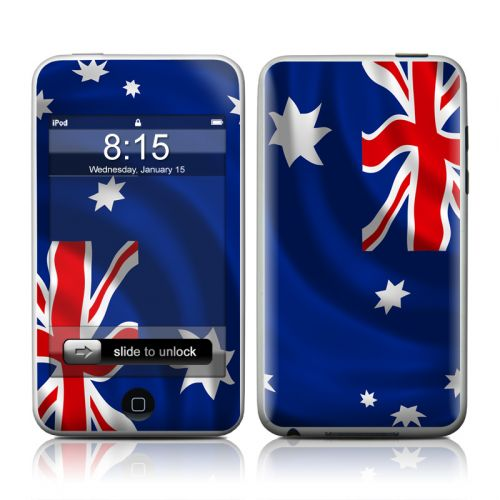 Down Under iPod touch 2nd Gen or 3rd Gen Skin