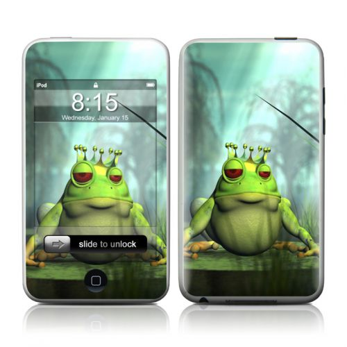 Frog Prince iPod touch 2nd Gen or 3rd Gen Skin