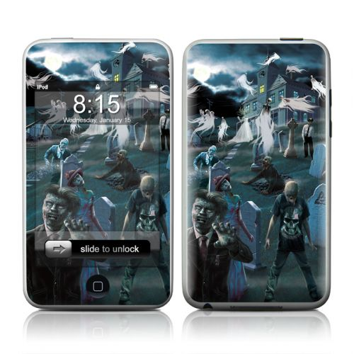 Graveyard iPod touch 2nd Gen or 3rd Gen Skin