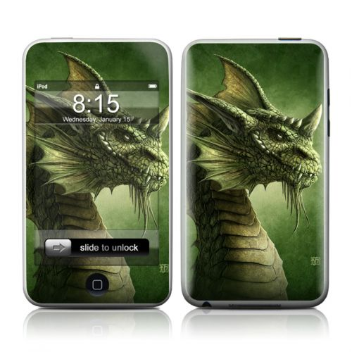 Green Dragon iPod touch 2nd Gen or 3rd Gen Skin