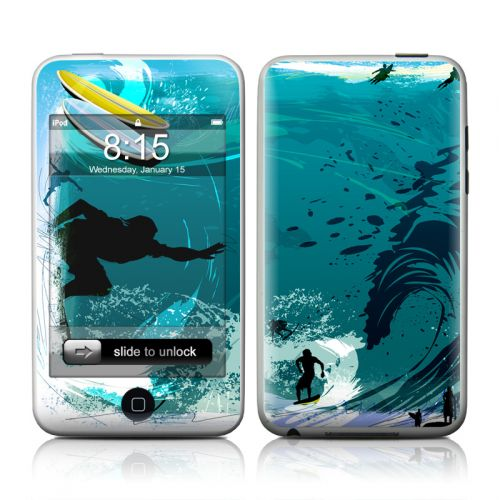 Hit The Waves iPod touch 2nd Gen or 3rd Gen Skin