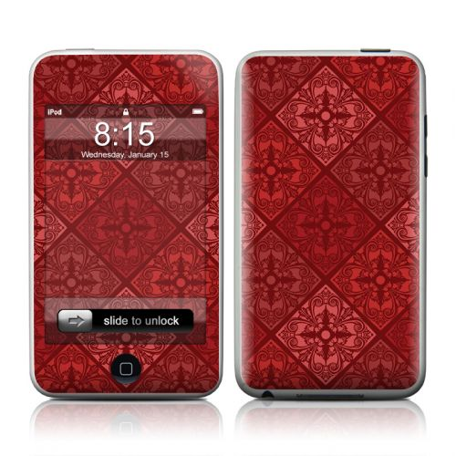 Humidor iPod touch 2nd Gen or 3rd Gen Skin