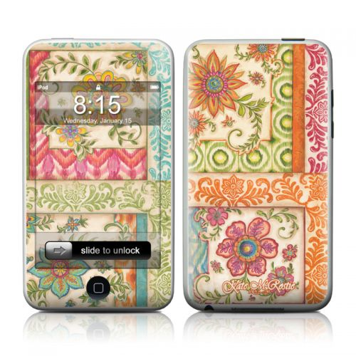 Ikat Floral iPod touch 2nd Gen or 3rd Gen Skin