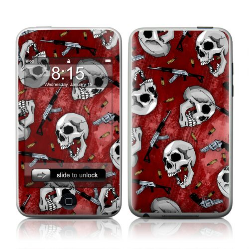 Issues iPod touch 2nd Gen or 3rd Gen Skin