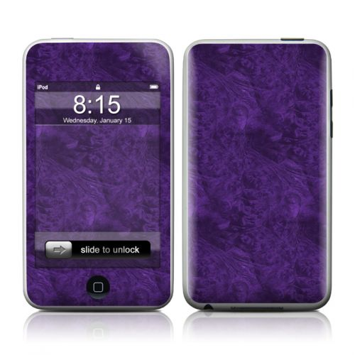 Purple Lacquer iPod touch 2nd Gen or 3rd Gen Skin