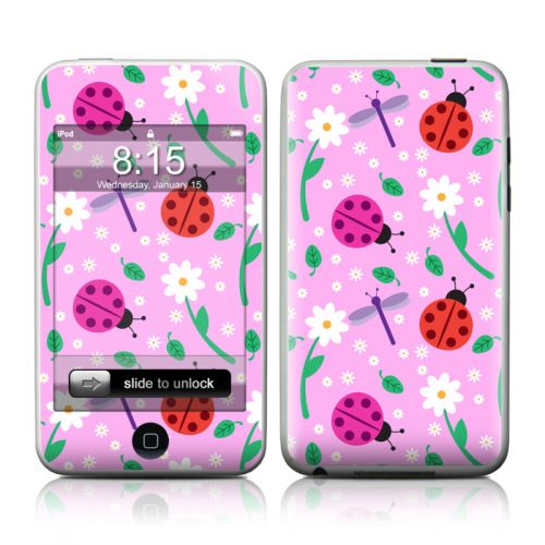 Ladybug Land iPod touch 2nd Gen or 3rd Gen Skin