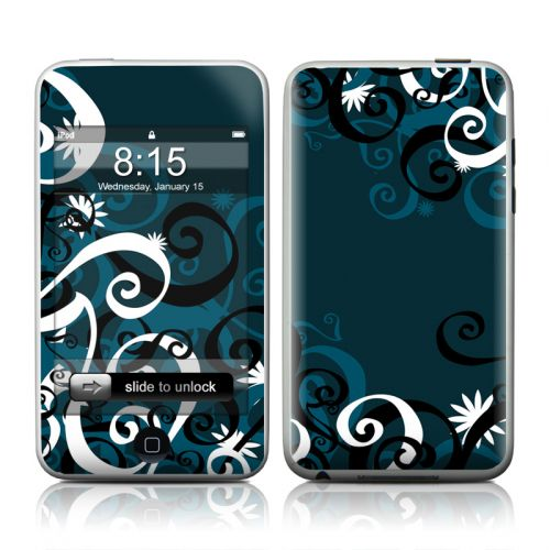 Midnight Garden iPod touch 2nd Gen or 3rd Gen Skin