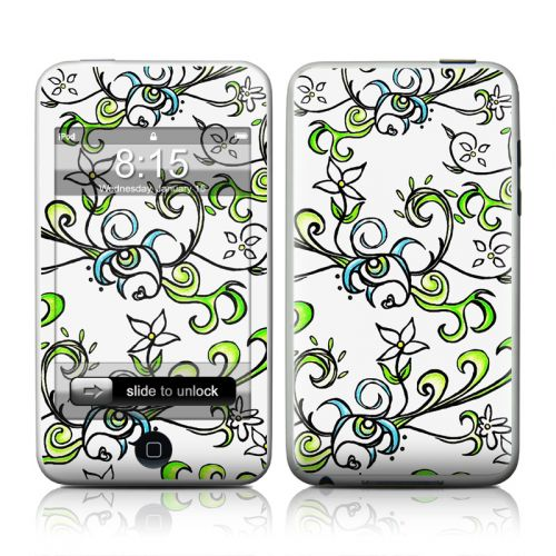 Olga iPod touch 2nd Gen or 3rd Gen Skin