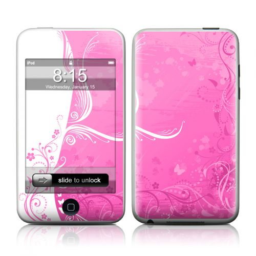 Pink Crush iPod touch 2nd Gen or 3rd Gen Skin