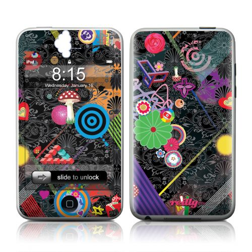 Play Time iPod touch 2nd Gen or 3rd Gen Skin