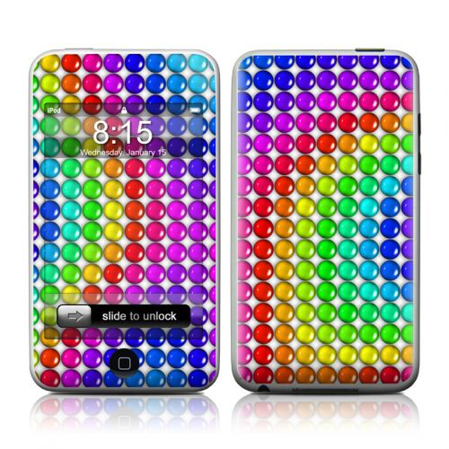 Rainbow Candy iPod touch 2nd Gen or 3rd Gen Skin