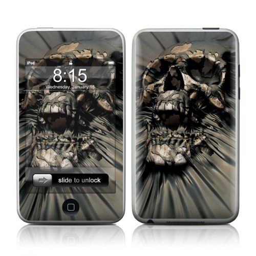 Skull Wrap iPod touch 2nd Gen or 3rd Gen Skin