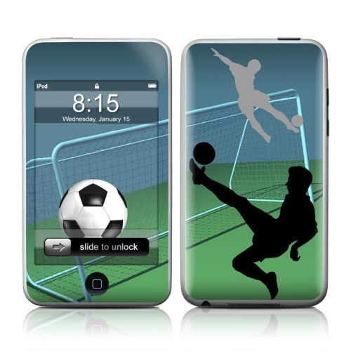 Soccer Life iPod touch 2nd Gen or 3rd Gen Skin