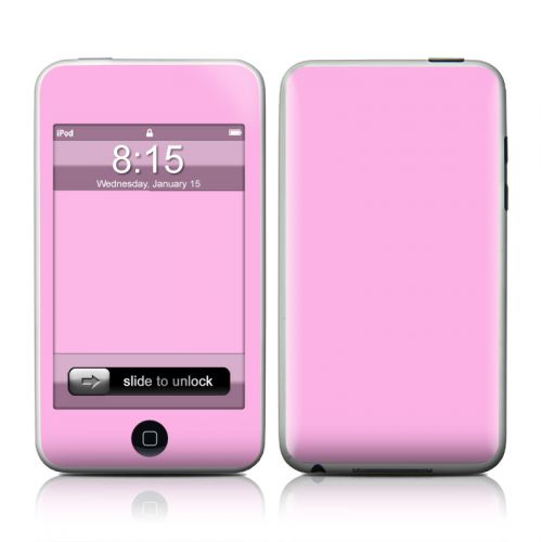 Solid State Pink iPod touch 2nd Gen or 3rd Gen Skin