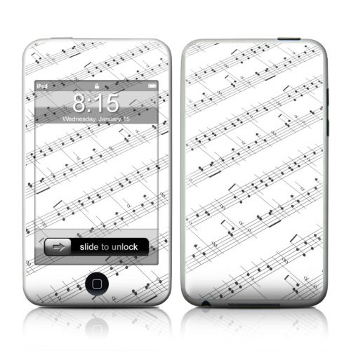 Symphonic iPod touch 2nd Gen or 3rd Gen Skin