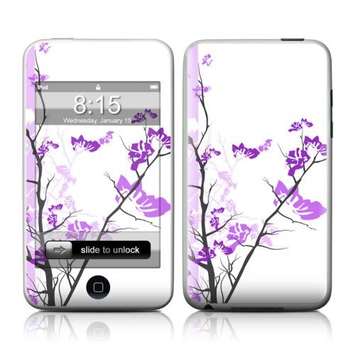 Violet Tranquility iPod touch 2nd Gen or 3rd Gen Skin