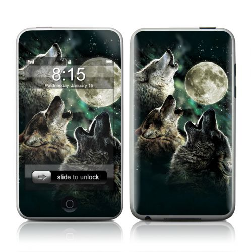 Three Wolf Moon iPod touch 2nd Gen or 3rd Gen Skin