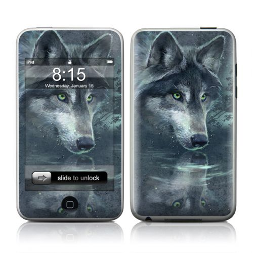 Wolf Reflection iPod touch 2nd Gen or 3rd Gen Skin