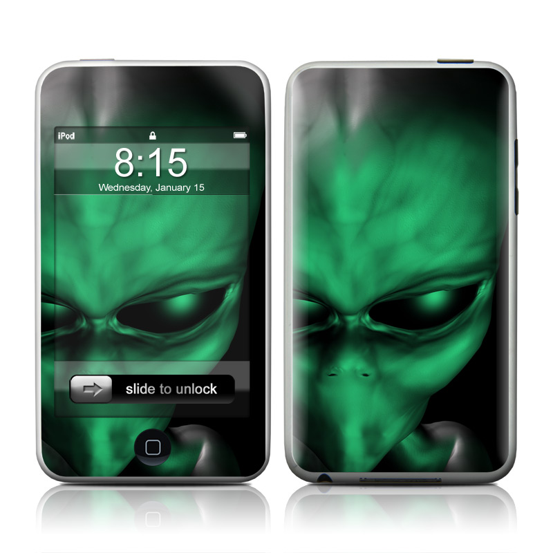 Abduction iPod touch 2nd & 3rd Gen Skin