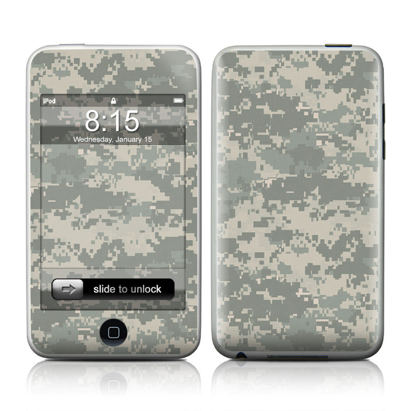 ACU Camo iPod touch 2nd & 3rd Gen Skin
