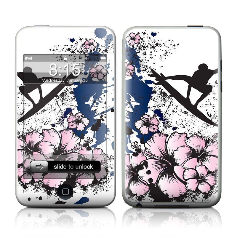 Aerial iPod touch 2nd Gen or 3rd Gen Skin