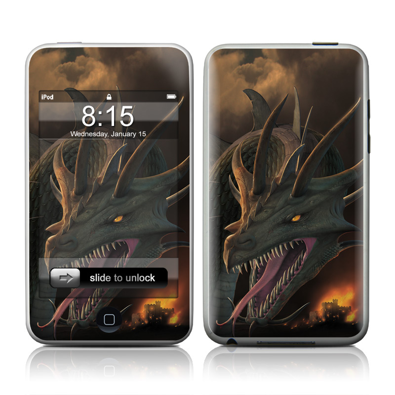 Annihilator iPod touch 2nd Gen or 3rd Gen Skin