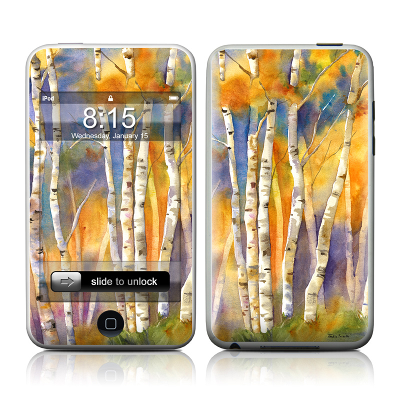 Aspens iPod touch 2nd Gen or 3rd Gen Skin