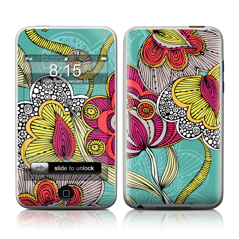 Beatriz iPod touch 2nd & 3rd Gen Skin