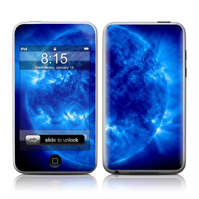Blue Giant iPod touch 2nd & 3rd Gen Skin
