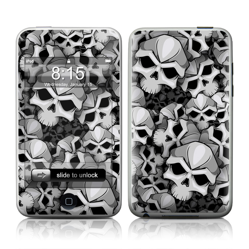 Bones iPod touch 2nd Gen or 3rd Gen Skin