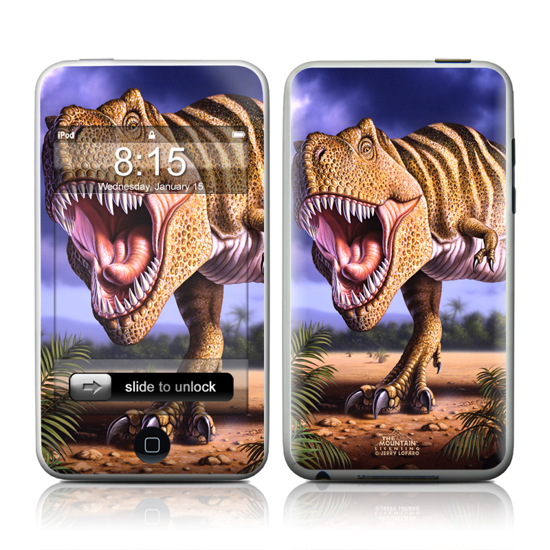 Brown Rex iPod touch 2nd & 3rd Gen Skin