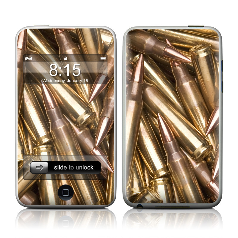 Bullets iPod touch 2nd Gen or 3rd Gen Skin