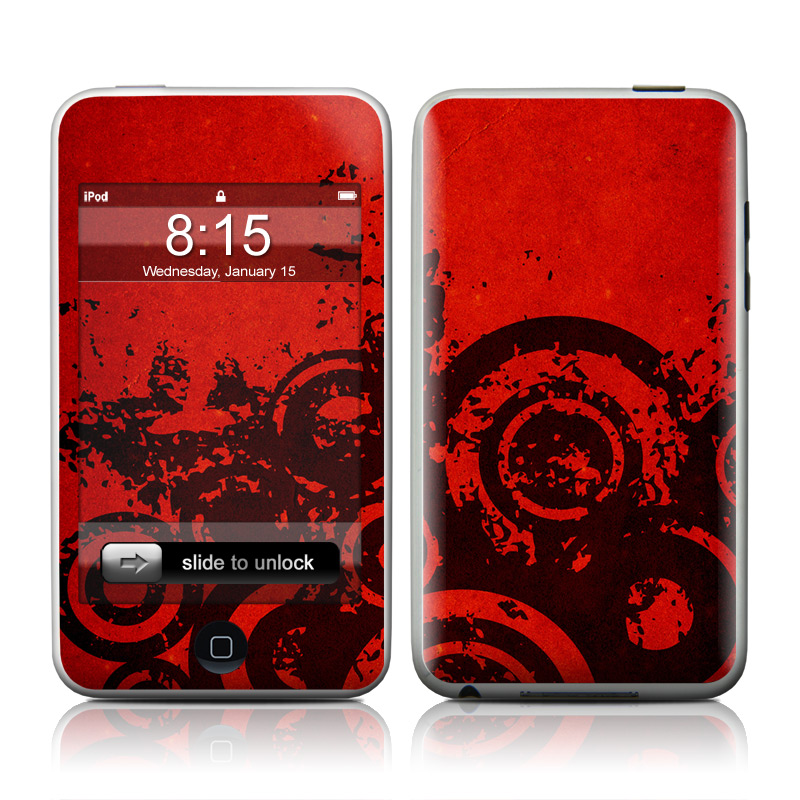 Bullseye iPod touch 2nd Gen or 3rd Gen Skin