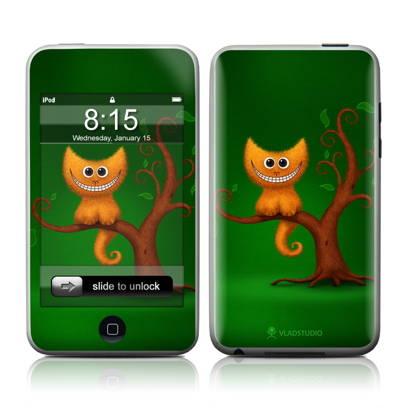 Cheshire Kitten iPod touch 2nd & 3rd Gen Skin