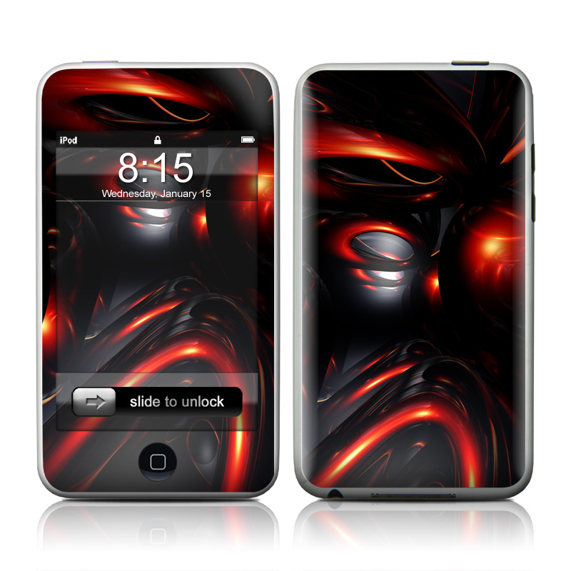 Dante iPod touch 2nd & 3rd Gen Skin
