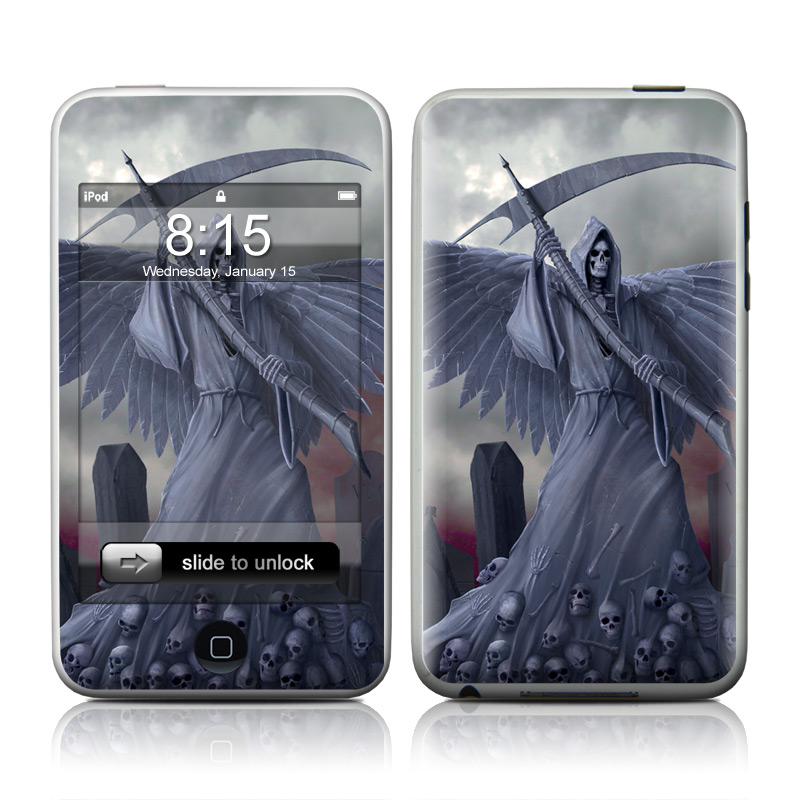 Death on Hold iPod touch 2nd & 3rd Gen Skin