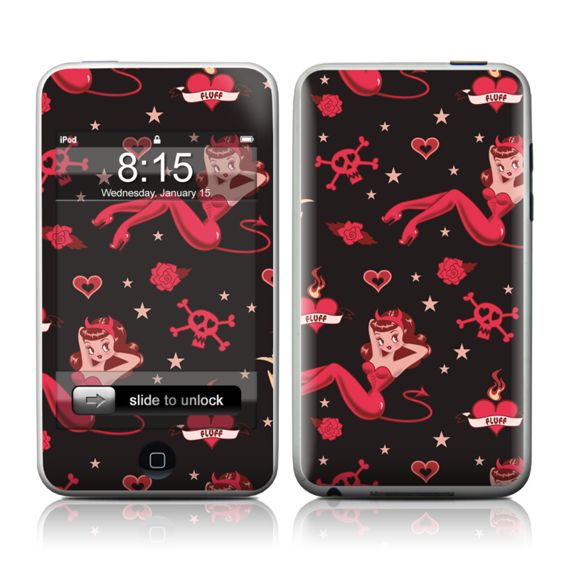 Devilette iPod touch 2nd Gen or 3rd Gen Skin