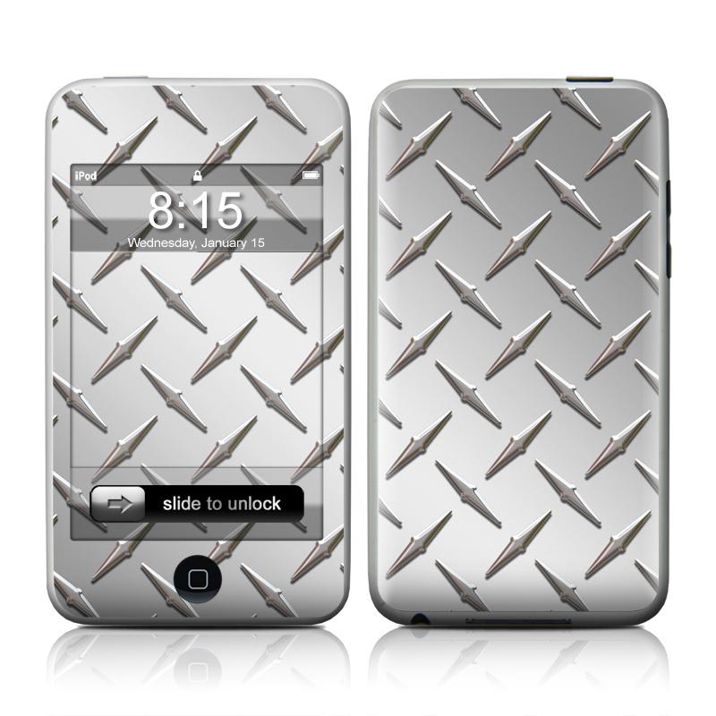 Diamond Plate iPod touch 2nd & 3rd Gen Skin