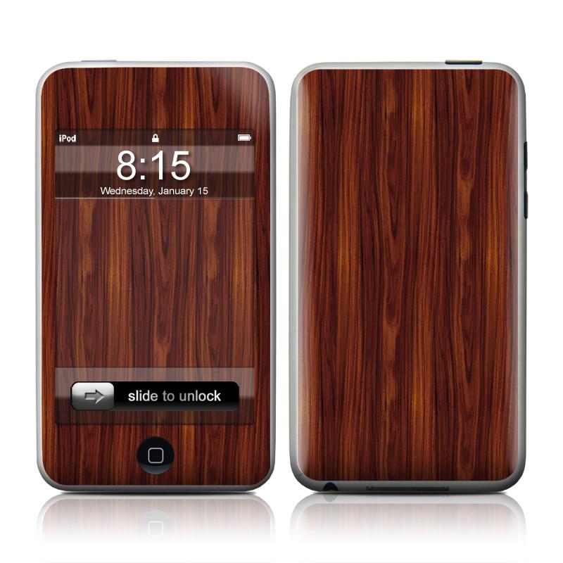 Dark Rosewood iPod touch 2nd Gen or 3rd Gen Skin