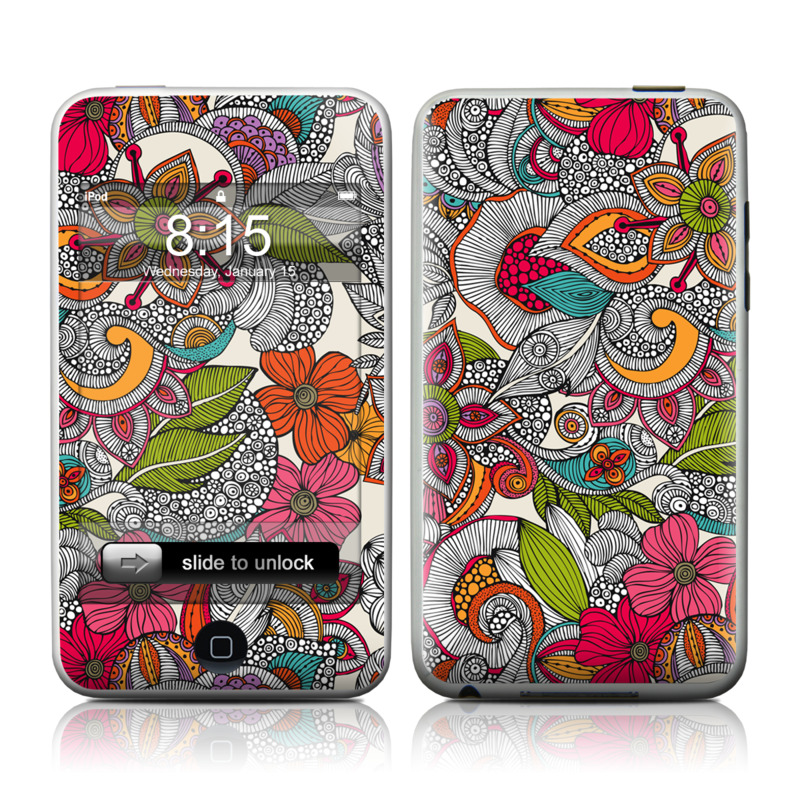 Doodles Color iPod touch 2nd & 3rd Gen Skin